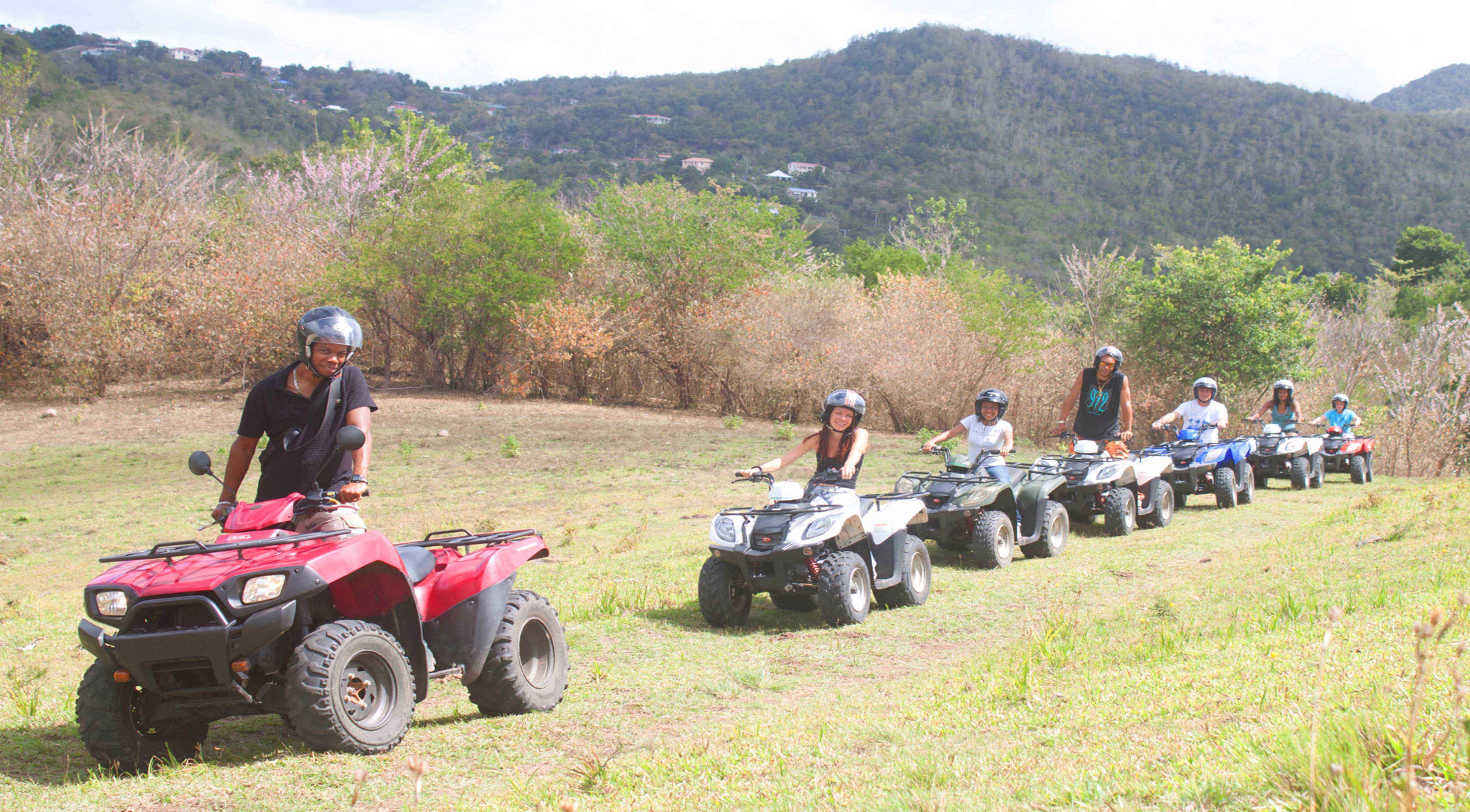martinique quad paintball